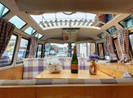 VW Campervan for weddings in Maidenhead